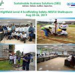 Highfield Level 4 Scaffolding Safety-SBS