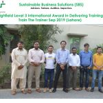Train The Trainer training by SBS
