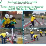 Emergency Oil Spill Response Training by SBS