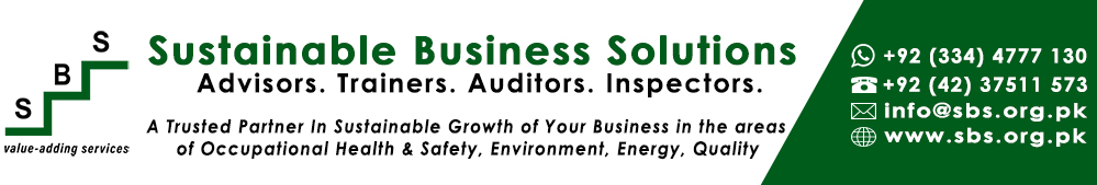 Sustainable Business Solutions (SBS)